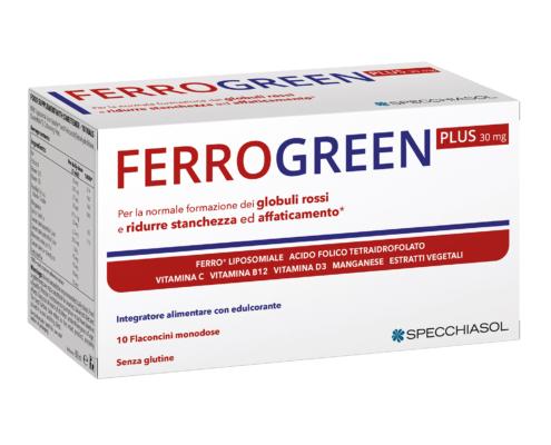 Ferrogreen Plus Monodose