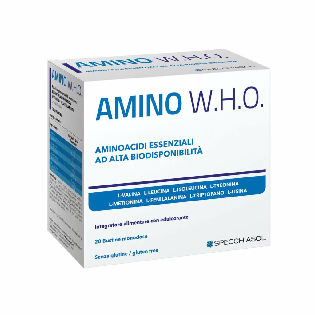 Amino W.H.O.