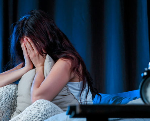 Avere sonno e non riuscire a dormire i rimedi per l'insonnia