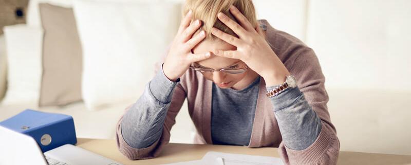 Perdita di memoria e difficoltà di concentrazione