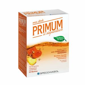 Primum Dep Curcuma Zenzero