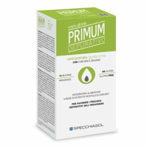 Primum Depurativo gusto Lime