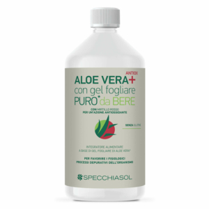 Aloe Vera+ Antiox da bere