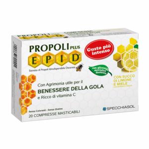 E.P.I.D.® Compresse Gusto Limone e Miele