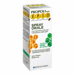 E.P.I.D.® Spray Orale Gusto Erbe Balsamiche