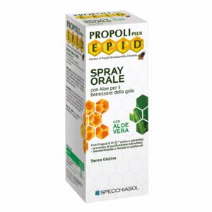 E.P.I.D.® Spray Orale con Aloe Vera